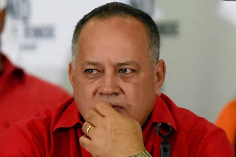 Diosdado Cabello desliga al régimen con reagrupación de las Farc
