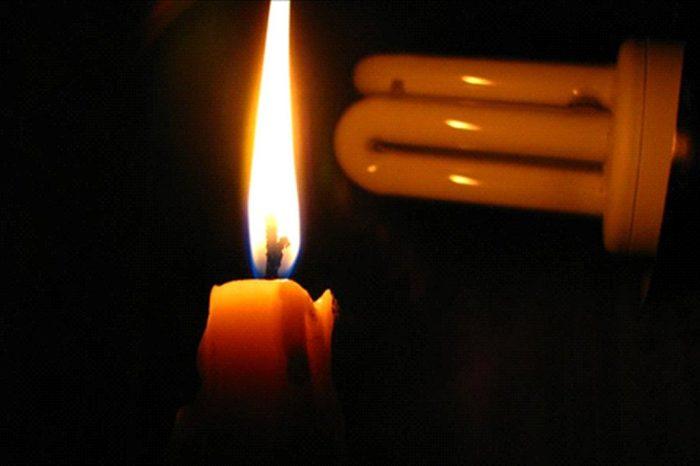 A casi un año del mega apagón este #08Feb hay 13 estados sin Luz