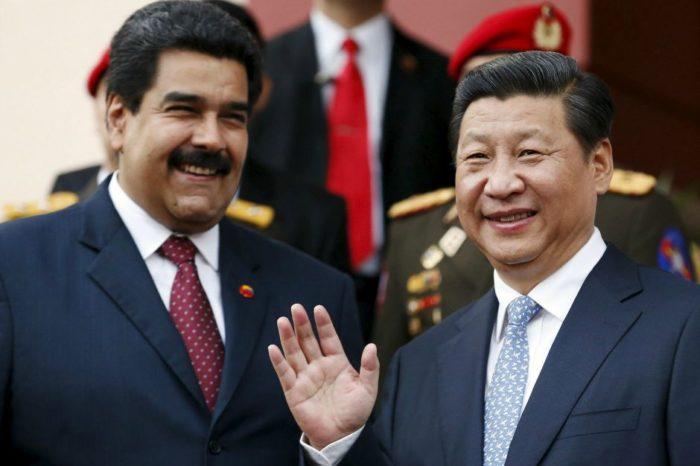 EEUU ve con preocupación control de China sobre Venezuela