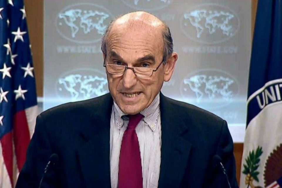 Elliott Abrams se reunirá en Europa para trazar posible ruta de salida de funcionarios chavistas