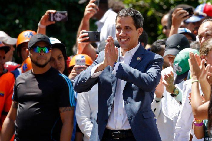 Guaidó celebra sanciones de EEUU en contra de la Dgcim