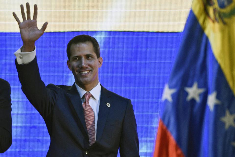 Guaidó descarta una intervención militar para Venezuela
