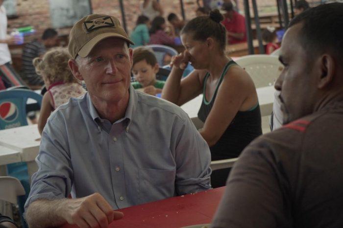 Senador Rick Scott: el tiempo de Maduro se acabó