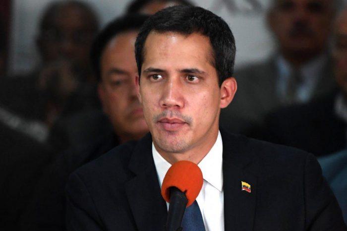 Juan Guaidó anuncia reunión con el Comando Sur de Estados Unidos