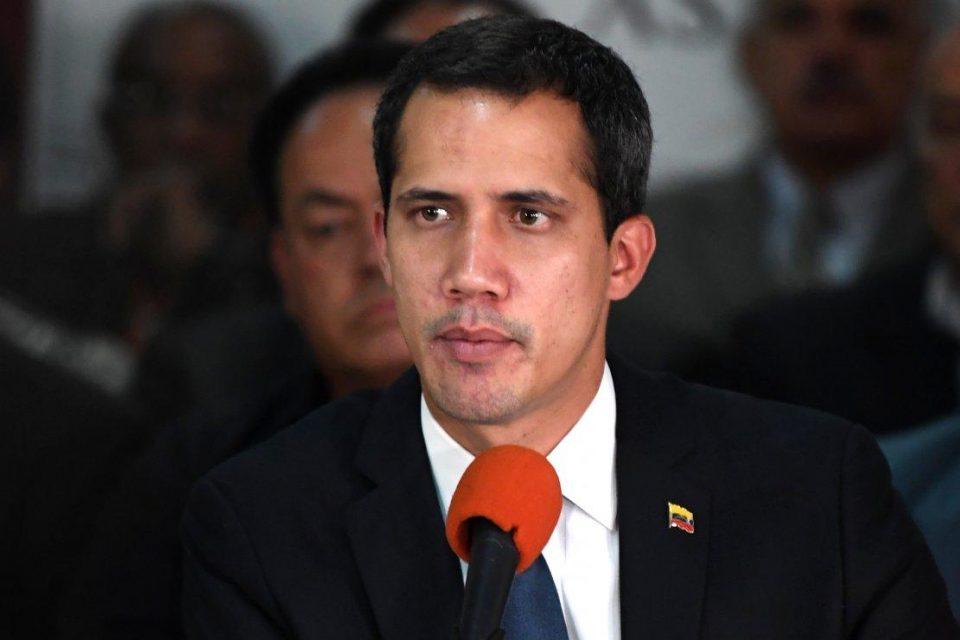 Guaidó anuncia reunión con el Comando Sur de Estados Unidos