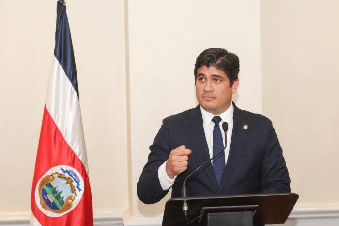 Costa Rica no apoya la opción militar como solución para Venezuela