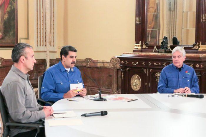 Maduro confirma viaje de Jorge Rodríguez a Noruega