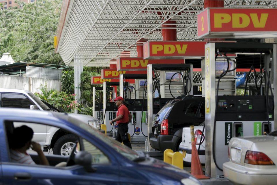Venezuela enfrentará aguda escasez de gasolina en las próximas semanas