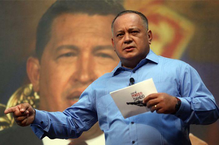 Diosdado Cabello pasa por encima de Maduro y toma el control de la represión