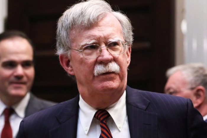 Bolton asegura que Nicolás Maduro saldrá exiliado de Venezuela