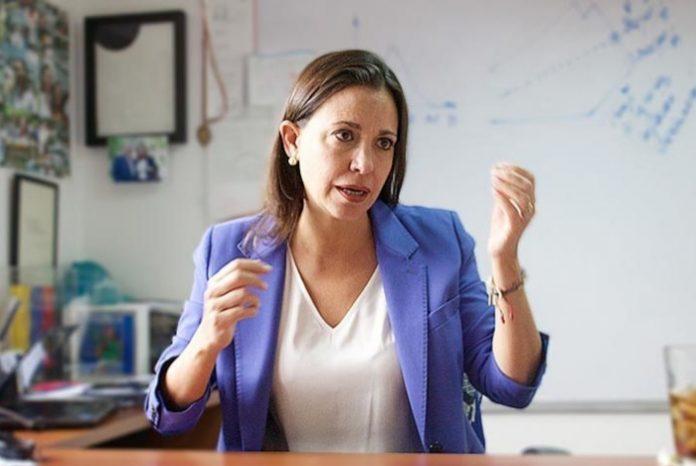 "María Corina Machado: ""Debe crearse una coalición internacional liberadora"""