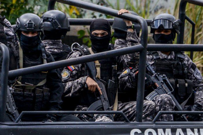 El Sebin: Una policía de inteligencia dedicada al terror