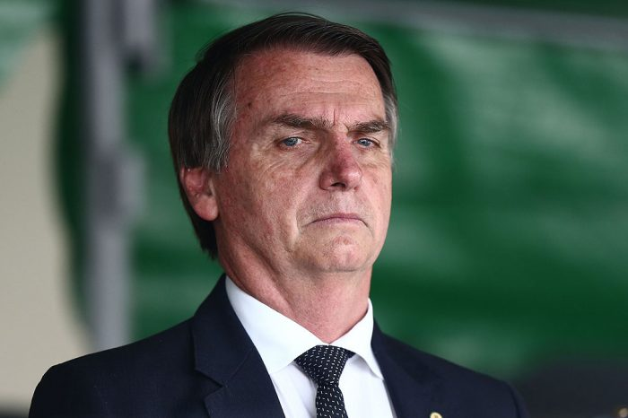 """Presidente de Brasil calificó como """"ilegal"""" detención de Édgar Zambrano"""