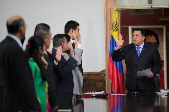 Diputados venezolanos denuncian ante Gobierno español a exdirigentes del chavismo