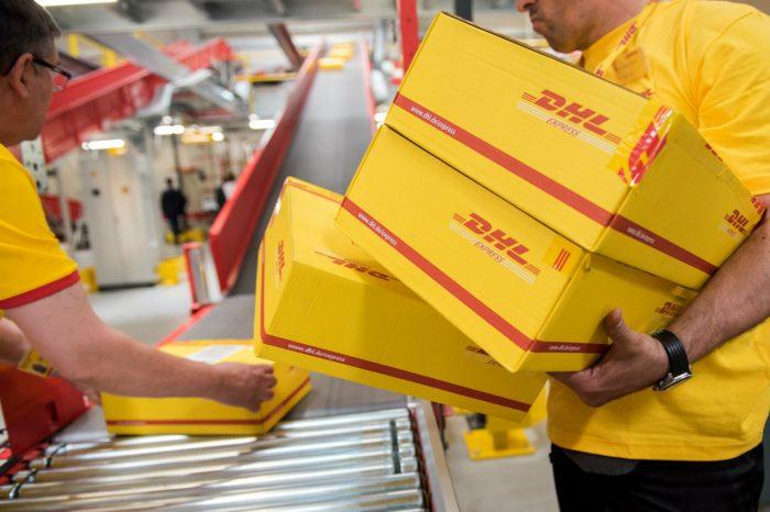 DHL sigue prestando sus servicios desde Venezuela a otros países