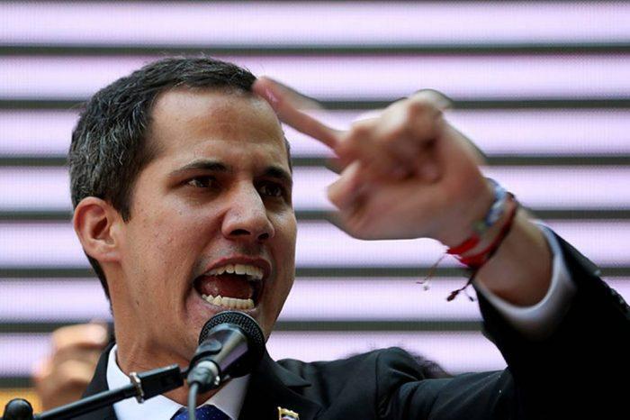 Guaidó denunció secuestro de dos de sus hombres de seguridad
