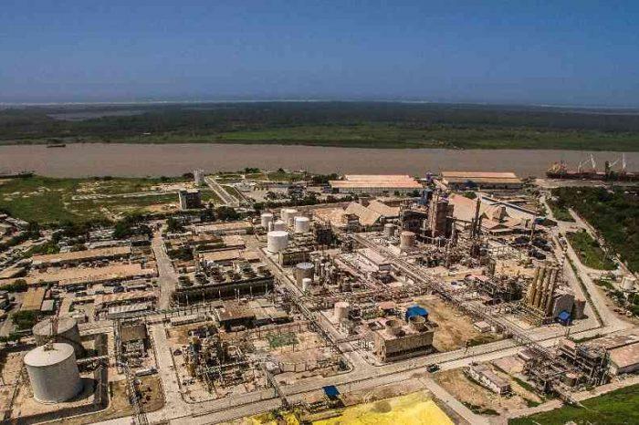 Guaidó tomó control de filial de Pequiven en Colombia