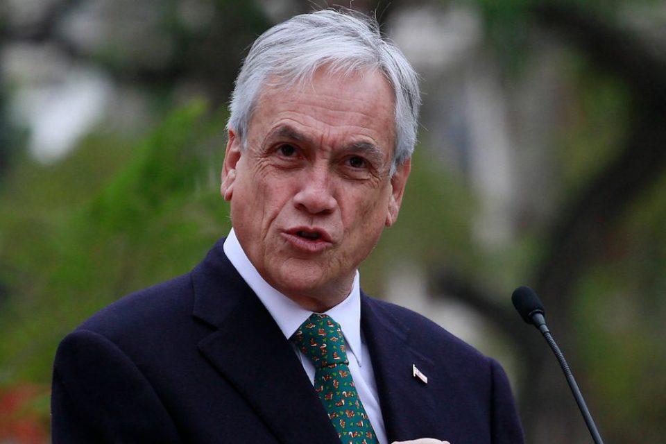 """Piñera: """"Venezuela tiene hoy una dictadura corrupta e incompetente"""""""