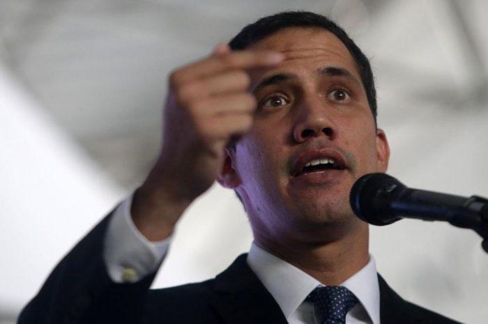 Guaidó anunció que promoverá mecanismo de asistencia militar extranjera