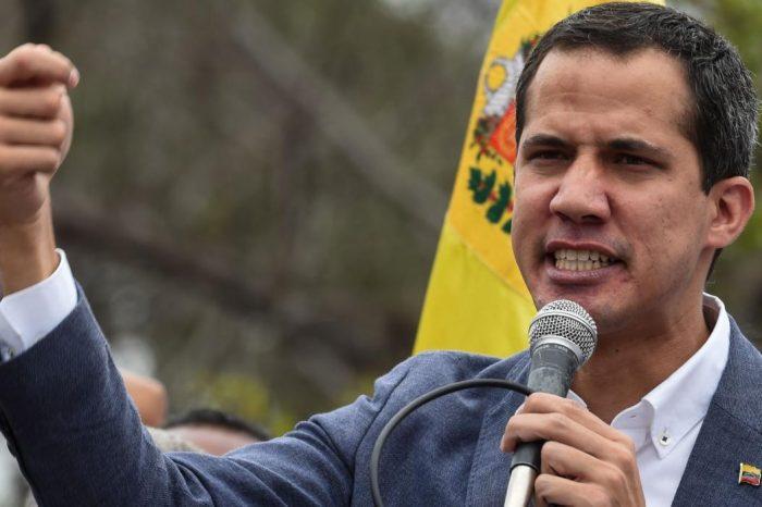 "Guaidó: ""este régimen solo representa muerte para Venezuela"""