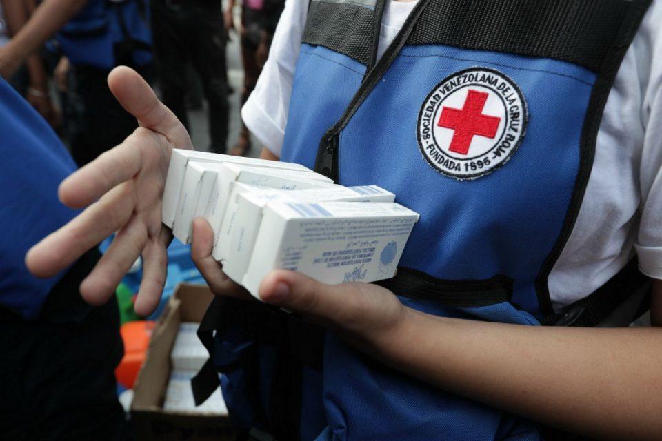 Cruz Roja no puede entregar ayuda humanitaria sin autorización de Maduro