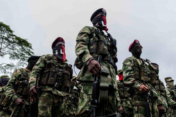 ELN gana territorio y se apodera de 15 fincas en Venezuela