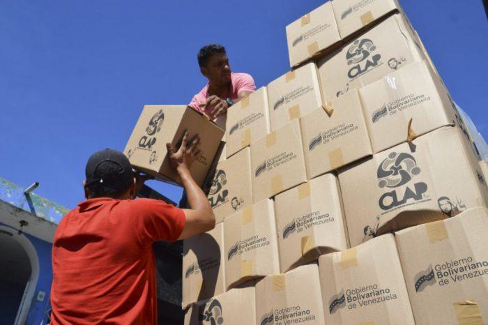 Venezuela pagó sobreprecio de $235 millones en compra de alimentos para Clap