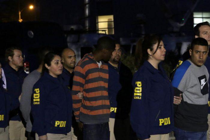Chile expulsó a 7 venezolanos por cometer delitos