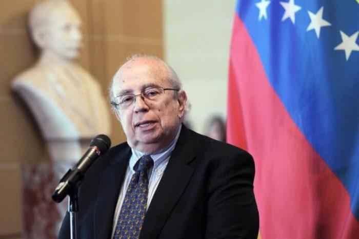 Gustavo Tarre asegura que no hay países que defiendan el régimen de Nicolás Maduro