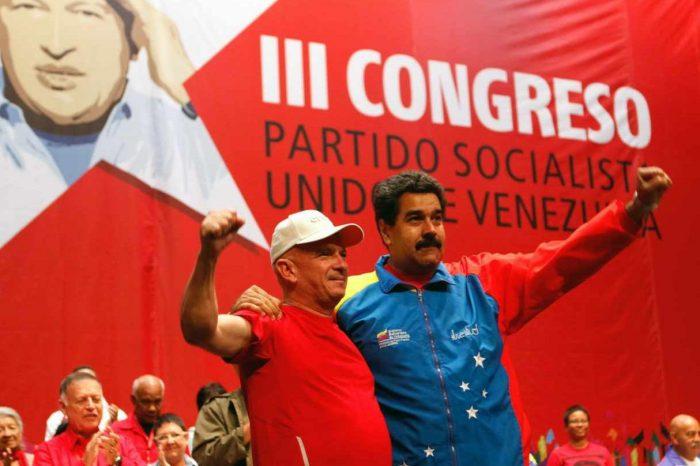 """Nicolás Maduro negó vínculo con Hugo """"El Pollo"""" Carvajal"""