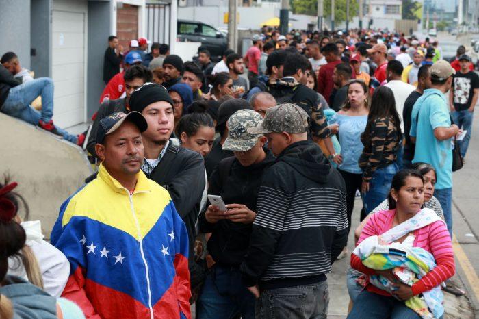 Migración venezolana a Perú bajó más de 90%