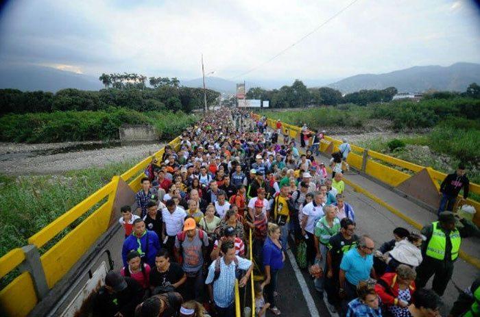 Autoridades exigirán a colombianos carnet migratorio para ingresar a Venezuela
