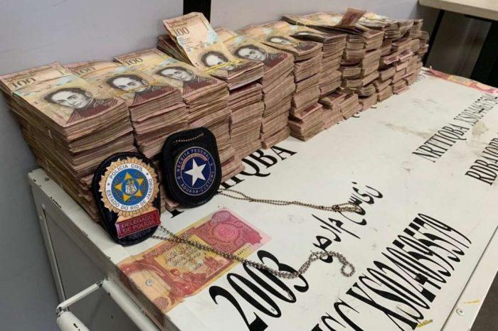 Continúa la mafia con el cono monetario venezolano