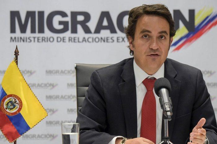 Colombia advierte que chavistas serán expulsados de su país