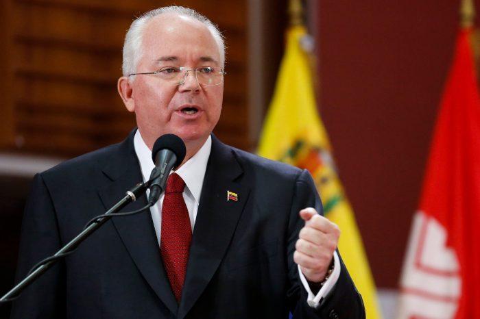 Rafael Ramírez tiene la solución a la crisis de Venezuela