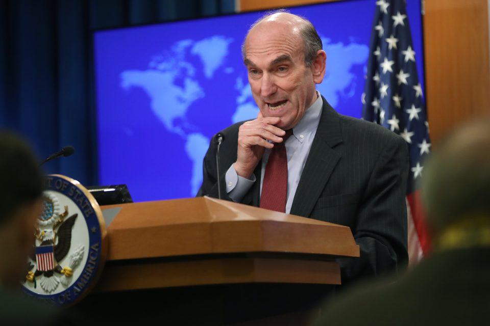 Elliott Abrams: Rusia es el bastón de Maduro ante las sanciones