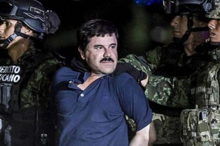 """El """"Chapo"""" Guzmán es condenado a cadena perpetua y 30 años adicionales"""