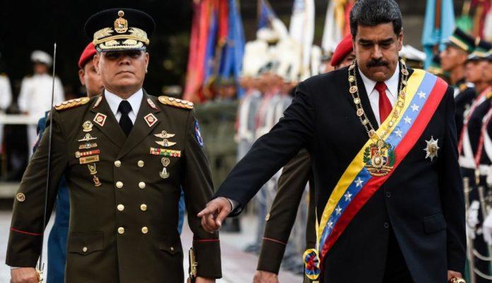 Maduro continúa moviendo sus fichas en el Alto Mando militar
