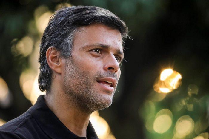 Leopoldo López agradeció a Nayib Bukele el apoyo a la lucha democrática de Venezuela