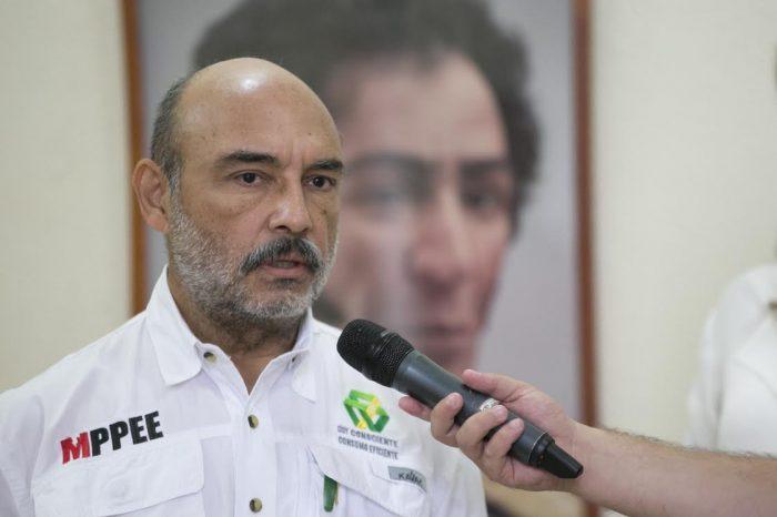 ¿Quién es Freddy Brito? El tercer ministro de Energía Eléctrica designado en 2019