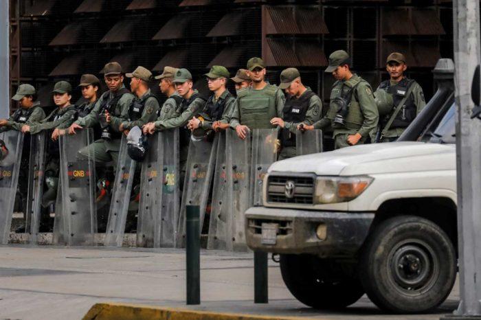 Se fugaron 11 detenidos de la GNB en Falcón