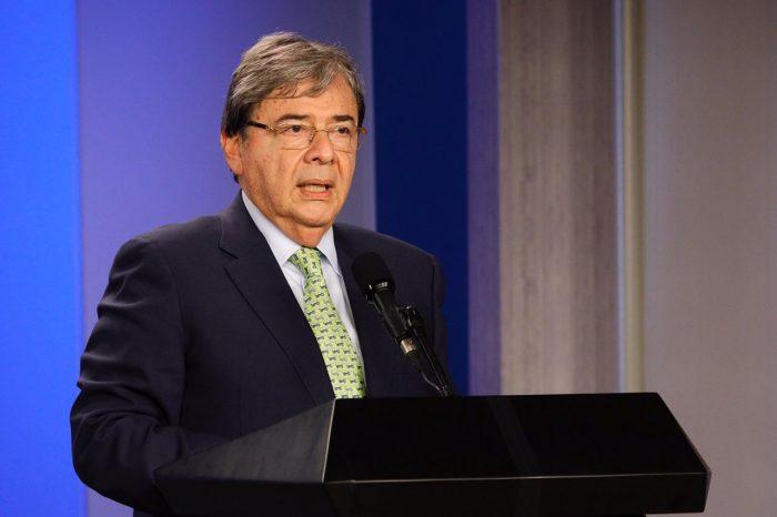 """Holmes Trujillo: """"La crisis venezolana ha generado un impacto negativo en la región"""""""
