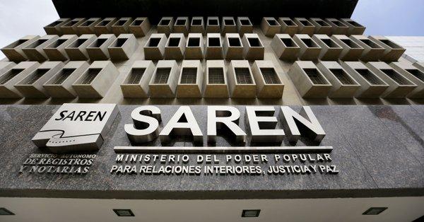 Saren aumentó montos del capital exigido para creación de empresas