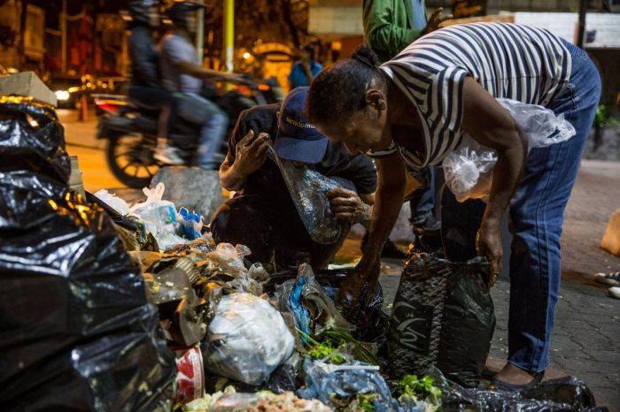 Álvaro Pulido una de las caras detrás del hambre de los venezolanos