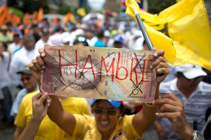 Subalimentación en Venezuela se multiplicó por cuatro durante período de Maduro