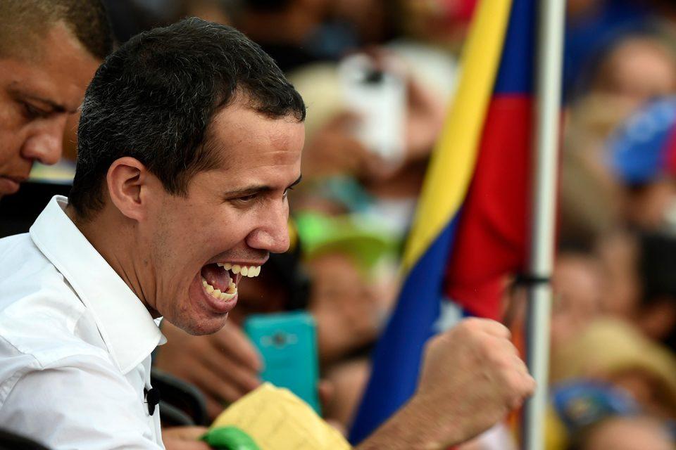 Guaidó: Venezuela tiene las condiciones para salida de Maduro