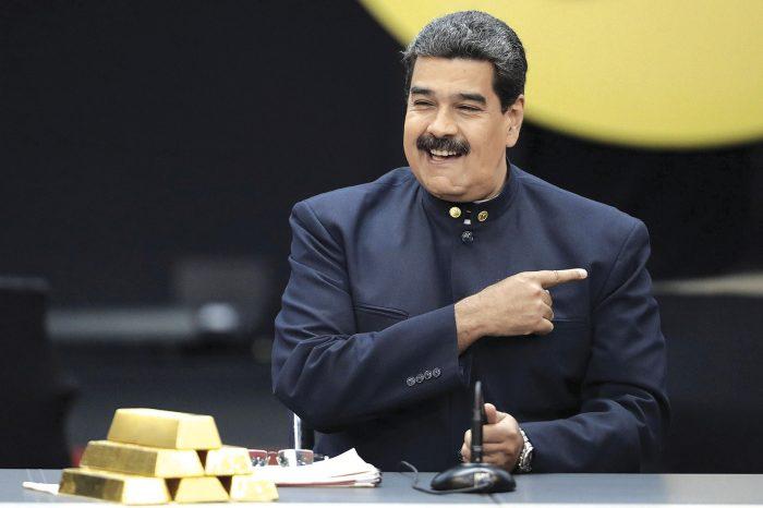 Régimen de Maduro podría estar traficando oro de víctimas del Holocausto