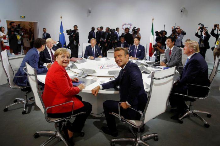 Líderes del G7 aprueban $20 millones para ayudar al Amazonas