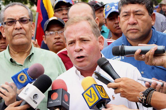 Diputado Guanipa: tenemos que luchar por un objetivo y es lograr la libertad de Venezuela