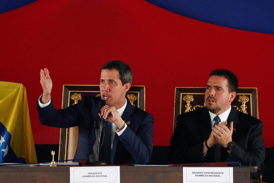 Delegados de Guaidó en el diálogo se reunirán con altos funcionarios de EEUU